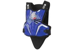 Pancerz / protektor Polisport Rocksteady Fusion, krótki, niebieski