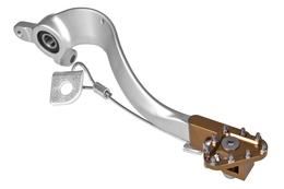 Dźwignia hamulca nożnego CNC Flex, Husaberg 125-570 09-14 / KTM 125-505 04-14