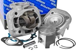 Cylinder Kit Italkit Aluminium 70cc, Minarelli leżące AC