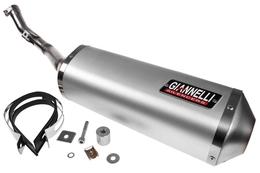 Końcówka wydechu Giannelli Ipersport Alu, Yamaha WR 125 R 09-13 / WR 125 X 09-13 (E)