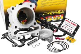 Cylinder Kit Malossi Aluminium 180cc, Yamaha MT 125 14- / WR R/X 14- / YZF R 125 14- (bez głowicy)