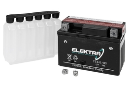 Akumulator bezobsługowy Elektra 12V 3Ah, 110x67x86mm