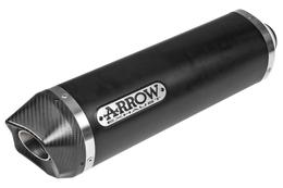 Końcówka wydechu Arrow Race Tech Alu Dark Carbon, Suzuki GSX 650 F 07-15 / GSX 1250 F 10-16 (E)